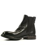 Double Band Boot Black Cusna Leather