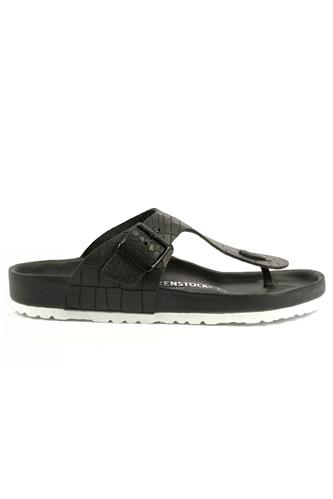 Ramses Black Stamped Leather, BIRKENSTOCK