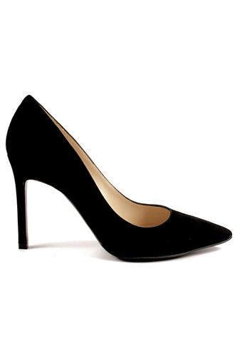 Decollete Black Suede, ROBERTO FESTA