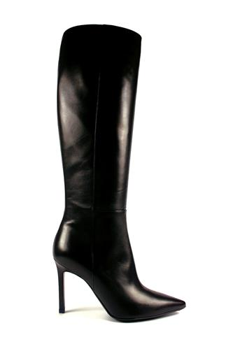 High Boots Black Nappa Leather, ROBERTO FESTA