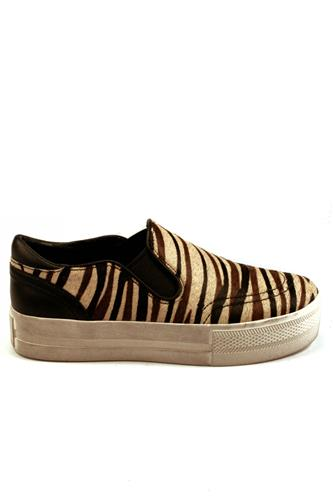 Jungle Zebra Cream Black, ASH