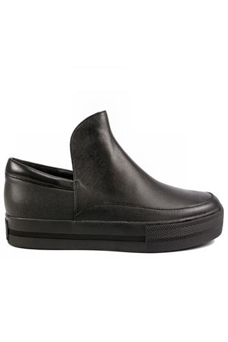 Jack Bis Nappa Leather Black, ASH