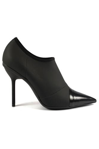 Ankle Boots Black Smart Gum Stretch, ROBERTO FESTA
