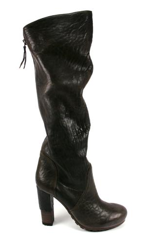 High Boots Dark Brown, VIC MATIE