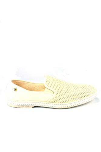 RIVIERASSlip-On White Beige