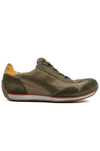 DIADORA heritageEquipe SW Dirty Fossil Tarmac Olive Green Grey