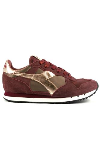Trident W Low Satin Violet Port Royale, DIADORA heritage