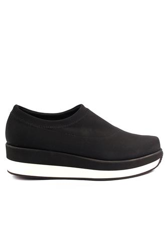 Palomitas Fashion Lycra Gum Outsole Black White, PALOMA BARCELO'