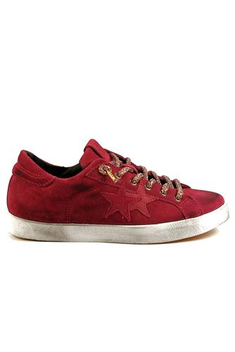 2S Low Red Suede, 2STAR