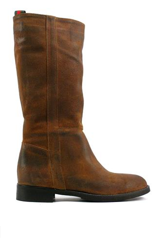Boots Cigar Aged Suede, LATIKA