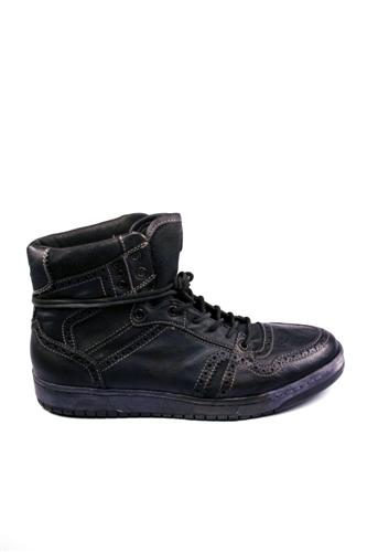 Sneakers Blackboard Leather, MONOWAY