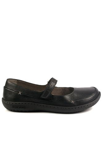 Iona Black Natural Leather, BIRKENSTOCK
