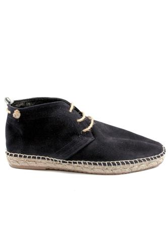 WILLIOTEspadrillas Lace Up Dark Blue