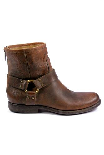 Phillip Harness Brown Cognac, FRYE - since 1863