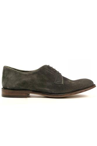 Jerry Unlined Blackboard Suede, MIGLIORE