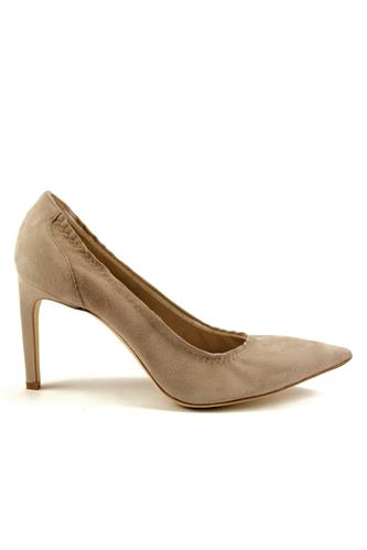 Decollete Soft Suede Powder Elastic Profile, ROBERTO FESTA
