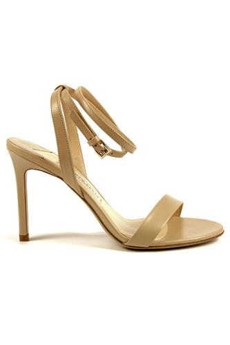 Sandal Beige Leather, ROBERTO FESTA