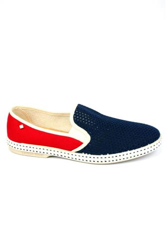 RIVIERASSlip-On Red Blue White