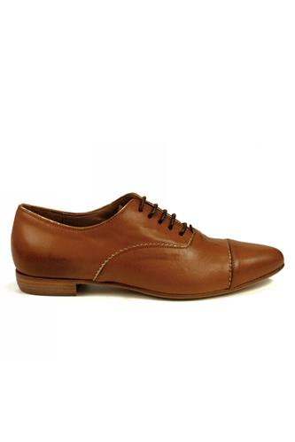 Lace Up Woman Shoes Kanpur Leather, DUCCIO DEL DUCA