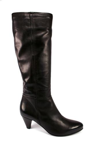 Zip Boots Dark Brown, ALBERTO FERMANI