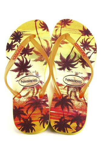 HAVAIANASHavaianas Luna Print Paisage Light Yellow