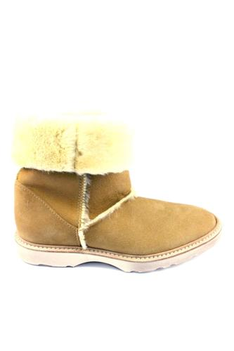 Joss Sheepskin Light Brown Honey, PREMIATA