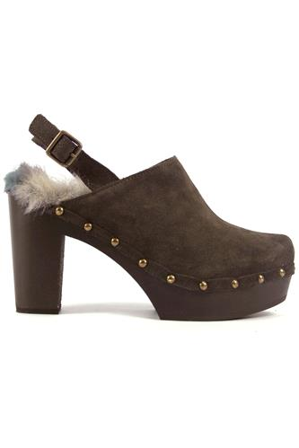 Cortina Brown Suede Sheepskin, MOOD