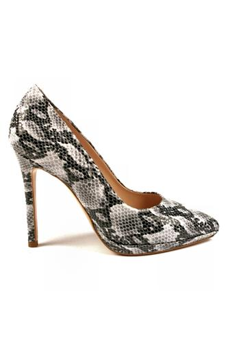 Decollete Grey Rock Snake Style, ELLEMME